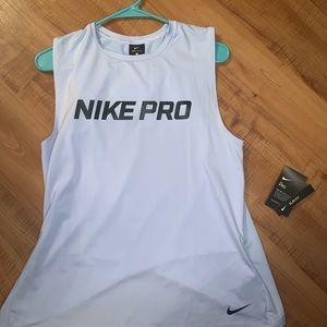Nike pro size XL workout tank NWOT